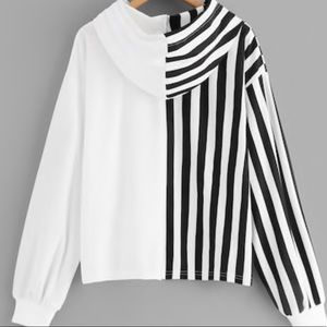 Tops - SMILING STRIPES TOP